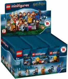 LEGO Minifigures 71028 Harry Potter Série 2 Au Choix