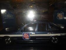code 3 wisconsin state patrol  diecast police car