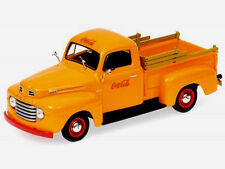 "wonderful modelcar  FORD F-1 PICK UP ""COCA-COLA"" 1949 - orange/red  - scale 1/43"