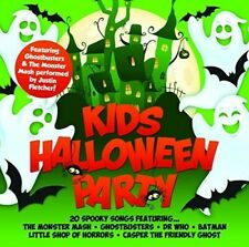 Various Artists - Kids Halloween Party / Various [New CD] UK - Import