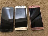 Samsung Galaxy S7 SM-G930V - 32GB (Verizon, GSM Unlocked) Smartphone