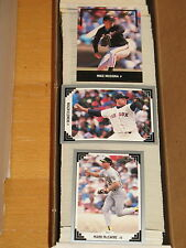 1991 LEAF Complete BASEBAL 528 CARD SET +  Gold Rookies 26 Card Sert + Killebrew