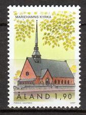 Finland / Aland - 1997 Definitive church - Mi. 133 MNH