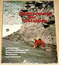 KLETTERSTEIGE DER OSTALPEN - 50 Eisenwege zwischen Rätikon und Wiener Schneeberg