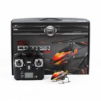 V911 SINGLE BLADE OUTDOOR INDOOR FLYING 4 CHANNEL REMOTE CONTROL HELICOPTER PROF