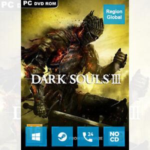 Dark Souls 3 III for PC Game Steam Key Region Free