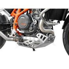 KTM 690 Duke Año Fab. 2012-19 Protección Del Motor Dispositivo Pan Vientre Plata