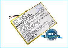 3.7 V Batteria per Archos 5 60GB, m02864t Li-Polymer NUOVO