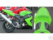 04 GREEN ZX10R Seat Covers / Logo Skins Embroidered 2004