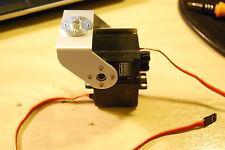 2 DOF Slope Pan and Tilt w/Servos Sensor Mount kit for Robot Arduino - See Video