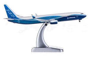 1:400 Scale Hogan BOEING 737-900 Passenger Airplane Diecast Aircraft Plane Model
