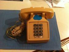 Vintage push-button telephone