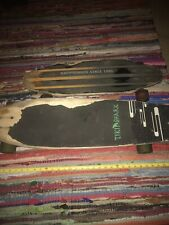2 Vintage Skateboards. Tiki Shark And Kryptonics