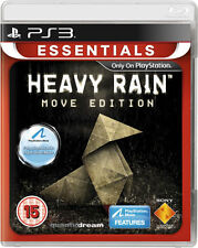 Heavy Rain Move Edition Sony Playstation 3 Essentials