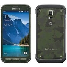 Samsung Galaxy S5 Active SM-G870A 16GB Green GSM Unlocked Mobile SmartPhone FRB