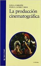La producción cinematográfica. NUEVO. Nacional URGENTE/Internac. económico. CINE