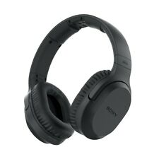 Sony mdr-rf895rk negro funk perchas-auriculares inalámbrico HiFi 100m alcance