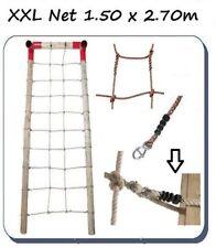 XXL Scramble Net 1.50 X 2.70m Strong Climbnet for Climbing Frame