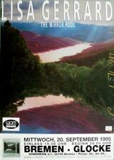 GERRARD, LISA - DEAD CAN DANCE - 1995 - Konzertplakat - Tourposter - Bremen
