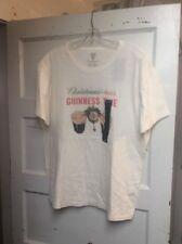$29 .50 Mens LUCKY BRAND christmas guiness ss T Shirt  LG M17