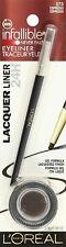 L'OREAL 24 HR infalible nunca fallan Laca Liner Delineador Espresso # 173
