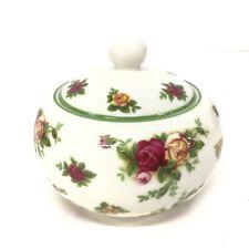 Royal Albert Old Country Roses Sugar Bowl Casual Classics Fine China #405