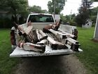 Lot of Vintage Antique FRETWORK PORCH RAILS COLUMNS or Posts price is for all