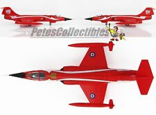"""Hobby Master HA1036 CF-104 Starfighter """"Toothbrush"""" 104805 421 Squadron CAF 1:72"""