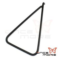 Motocross Black Triangle Stand Fits Off-Road Dirtbike Enduro MX EXC XR YZ KLX DR