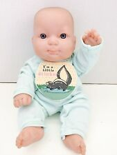 "12"" Vinyl BERENGUER LOTS TO LOVE ""little Stinker"" CHUBBY BABY Doll Toy B5"