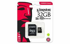 Kingston 32 GB Micro SDHC TF Canvas Select memory card Class 10 UHS-I