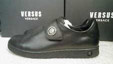 Versus Versace men's low top sneakers size 42EU(8UK) - Metal Lion Logo