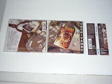 Toto TAMBU RARE CD 1997 SONY JAPAN + OBI + BONUS TRACK