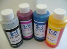 HP300 CARTRIDGE INK REFILL KIT CISS  HP ENVY 100 DESKJET 1660 F4210