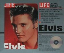 Elvis Presley - LIFE Deluxe Gift Set Collection - Brand New sealed