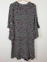 [ SUSSAN ] Womens Dot Print Dress | Size AU 12