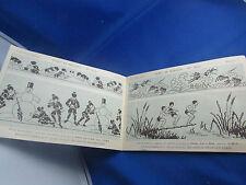 ancien livre livret bibliotheque DMC broderie point de marque 16 planches 11 ser