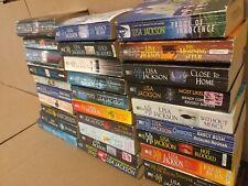 Lot of 10 LISA JACKSON Mystery Books REGAN PESCOLI SELENA ALVAREZ Paperback MIX