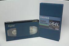 Lot of 3 New Fujifilm Digibeta D321 D64L Tapes