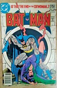 DC~Batman #324~ Bronze Age Pence Price Variant~Bag/Board