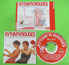 CD Compilation RYTHM'N'ROUGES Elvis Presley Beatles Beach Boys no lp mc dvd(C32)