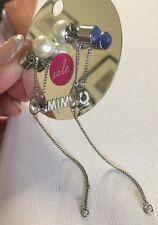 Mimco Drop Earrings 6 Cm Long Dust Bag