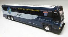 "Corgi #53412 Greyhound Neoclassic 11"" Diecast MCI DL3 Bus w/Lucky Streak &100 Yr"