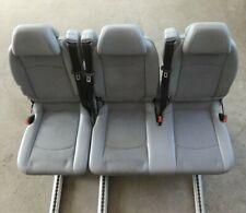 Mercedes W639 Viano seats 2 + 1 row of seats