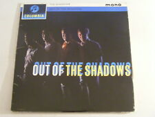 THE SHADOWS Out Of The Shadows Ex UK1962 Columbia Pop LP