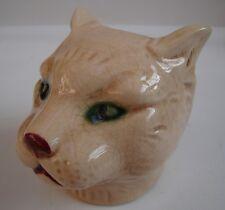 Tirelire Figurine Chat Animalier Style Art Deco Style Art Nouveau Porcelaine