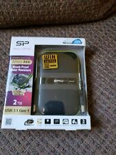 2TB Silicon Power Armor A60 Shockproof Rugged Portable Hard Drive USB 3.0 XBOX