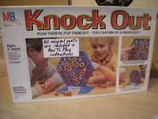 KNOCK OUT GAME #4900 MILTON BRADLEY WITH INSTRUCTIONS VINTAGE 1978 COMPETE!!
