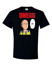 One Punch Man T Shirt 100% Cotton Tee by BMF Apparel