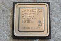 AMD K6-2 CPU AMD-K6-2 38L3054 337MHz Socket 7